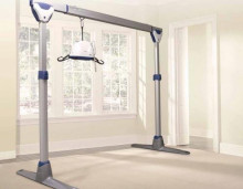 <b>Patient Lifting</b><br />Ceiling Lifts and Mobile Lifts for moving patients.