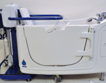 <b>Patient Bathing</b><br />Allow your patients to bath safely and securely.